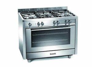 Bếp tủ liền lò BAUMATIC  BCG900