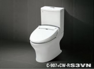 Bệt toilet Inax C 907 CW RS3VN