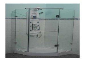 Bồn tắm vách kính  fantiny MBG-90S
