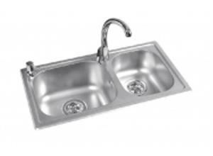 Chậu rửa bát Elba CF-28481
