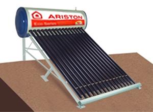 Giàn năng lượng mặt trời Ariston 116L phi 47