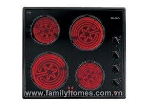 Bếp hồng ngoại Elba Premium 245 440BK